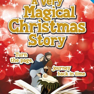 A Very Magical Christmas Story by Alison Carver