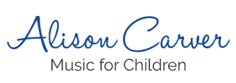Music for Children by Alison Carver