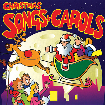 Christmas Songs and Carols by Alison Carver