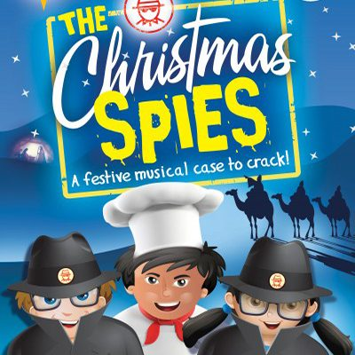 The Christmas Spies by Alison Carver