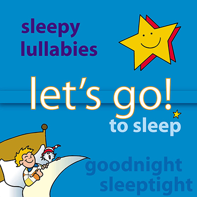 Let's Go Sleepy Lullabies and To Sleep by Alison Carver