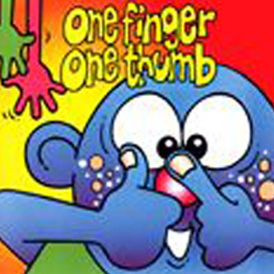 One Finger One Thumb by Alison Carver