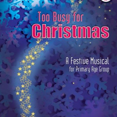 Too Busy for Christmas by Alison Carver